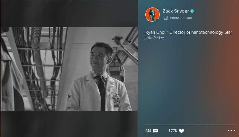 ryan choi the atom snyder cut