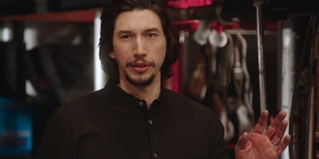 Adam Driver Cleans Up Saturday Night Live's Christmas Party in Latest Promo