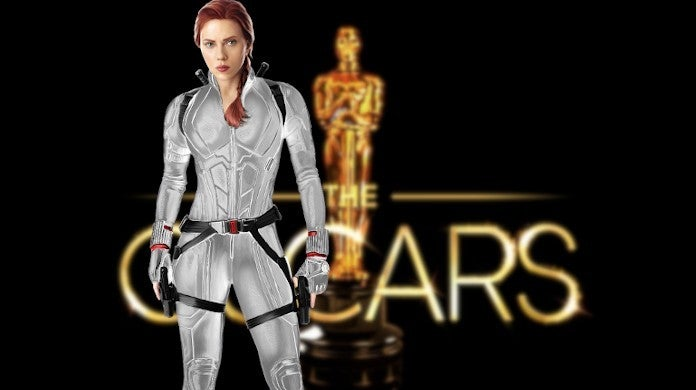 Scarlett Johansson Nominated Best Actress Supporting Actress Oscars 2020 Rare