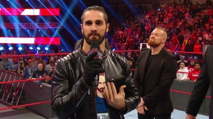Seth-Rollins-WWE-Raw-Black-Glove