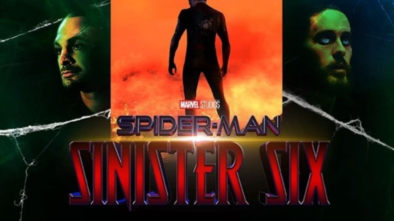 Spider-Man: Sinister Six Fan Poster Has Marvel Fans Wanting the Movie Now