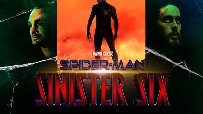 sinister six fan poster