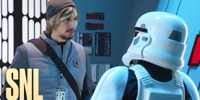 SNL Releases Adam Driver's Full Star Wars Undercover Boss Parody Online