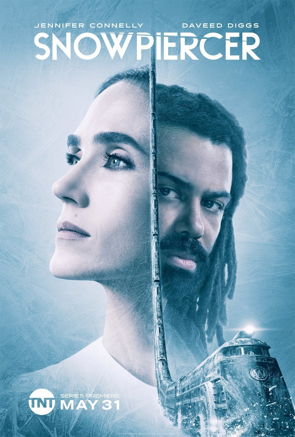 snowpiercer tv series poster