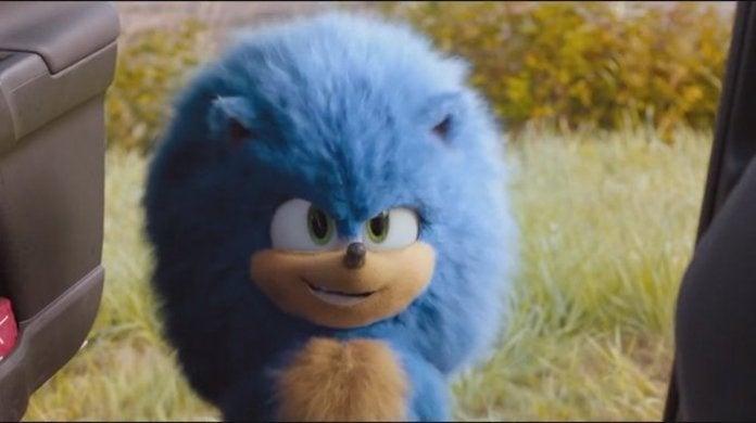 sonic fluffy
