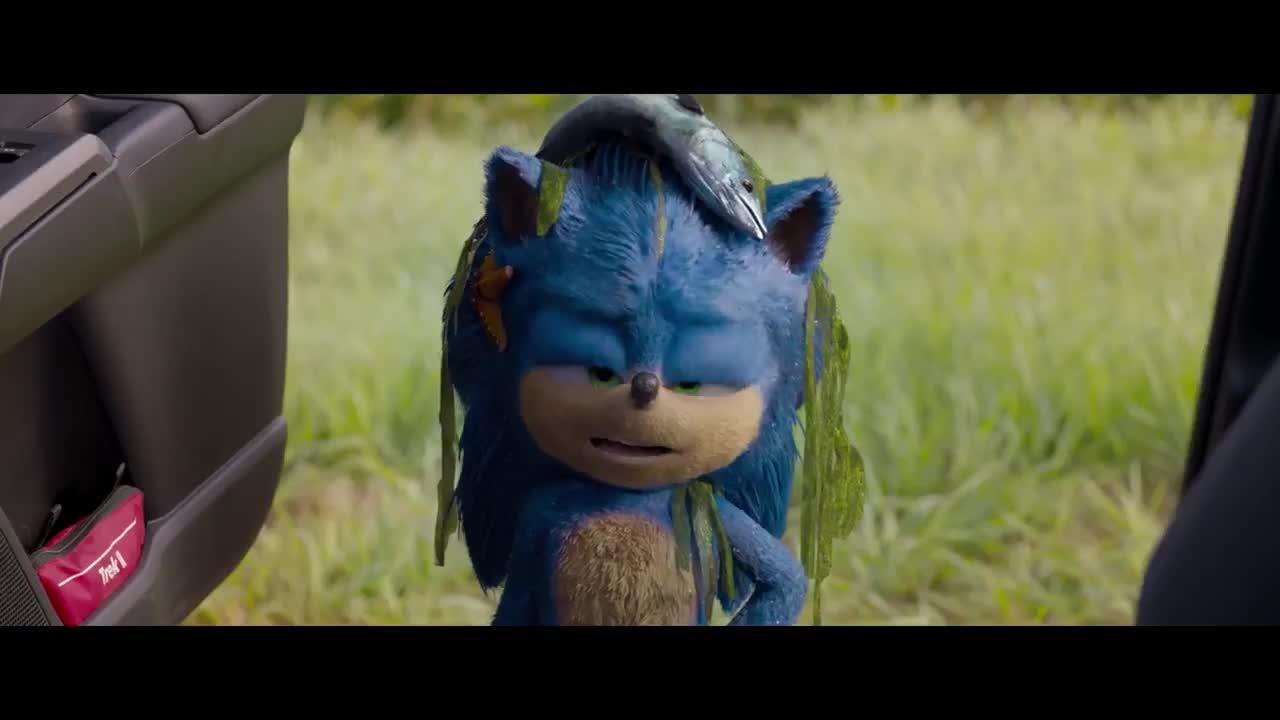 Sonic the Hedgehog Clip screen capture
