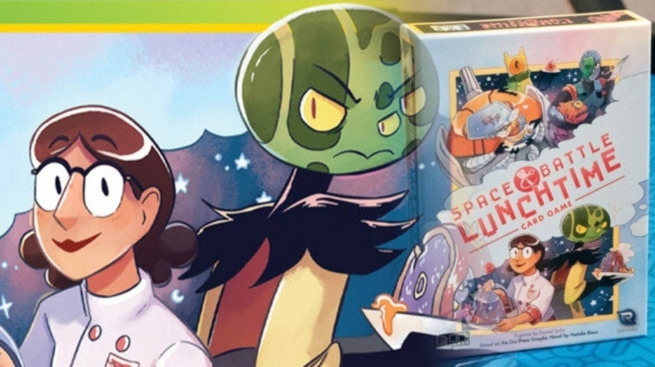 Renegade Announces Space Battle Lunchtime Card Game