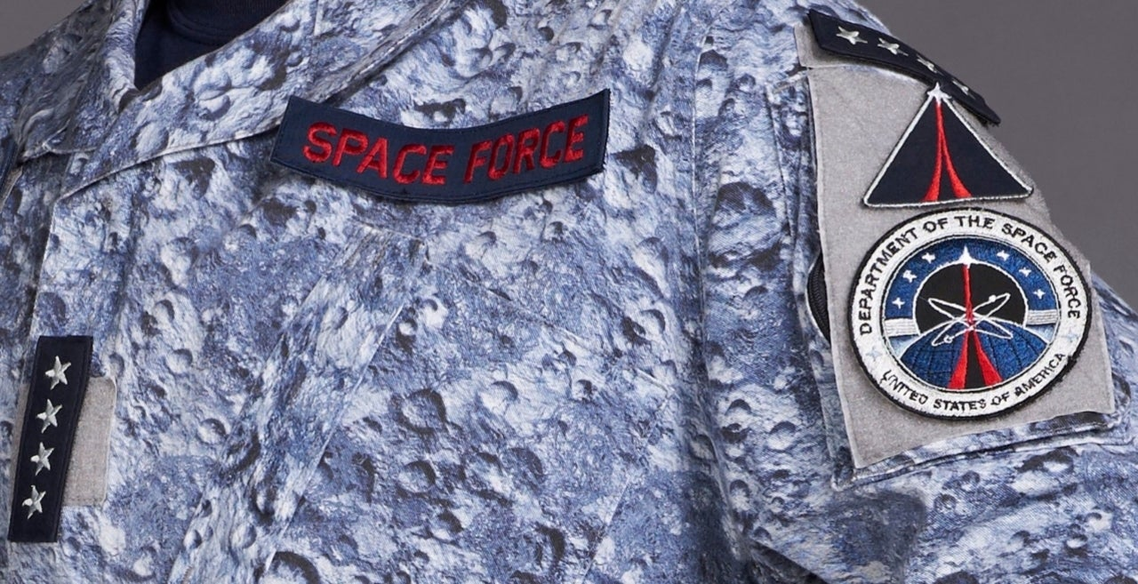 Netflix's Space Force Unveils Uniforms After Real-Life Ones Go Viral