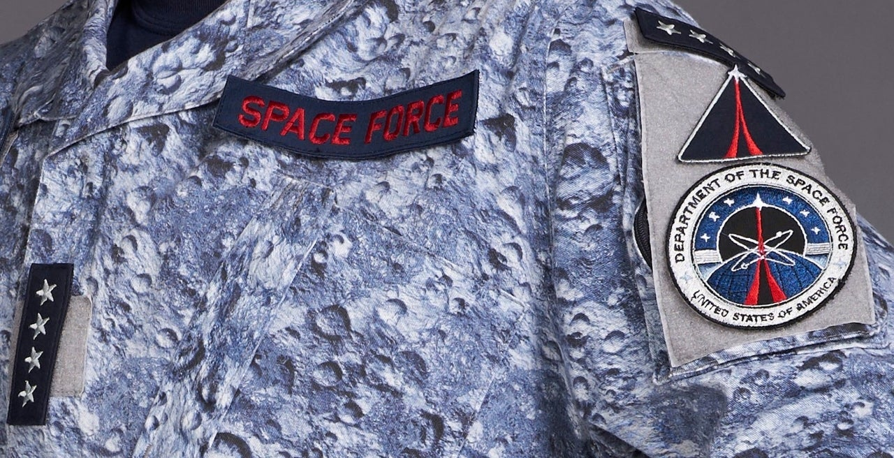space force uniforms