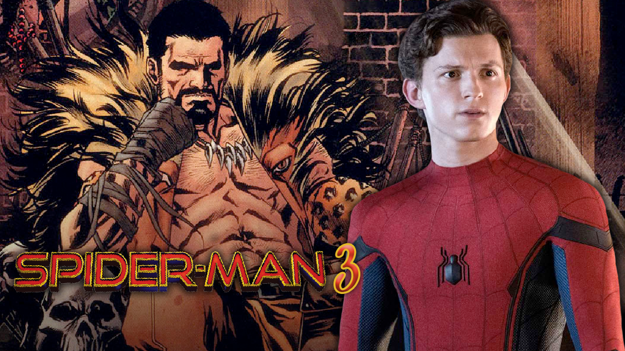 Spider-Man 3 Headed to Kraven the Hunter Territory screen capture