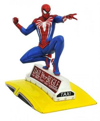 Spider-Man Advance Suit statue