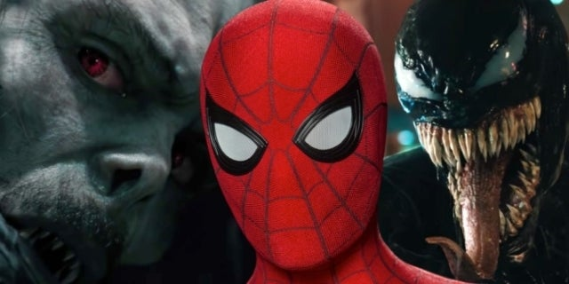 Sony's Web of Spider-Man Spinoffs Are Already Creating a Major Continuity Problem for the MCU