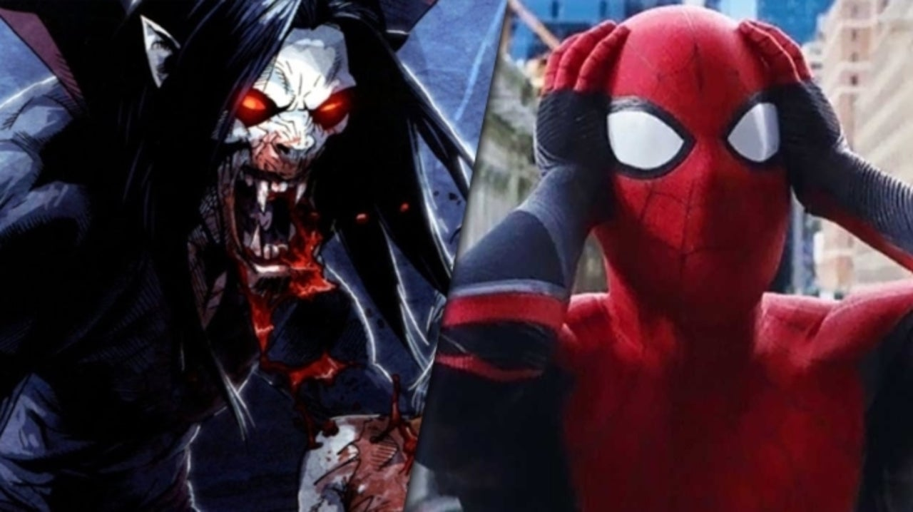Morbius Spider Man >> Morbius Reportedly Includes Spider Man Mention With Major