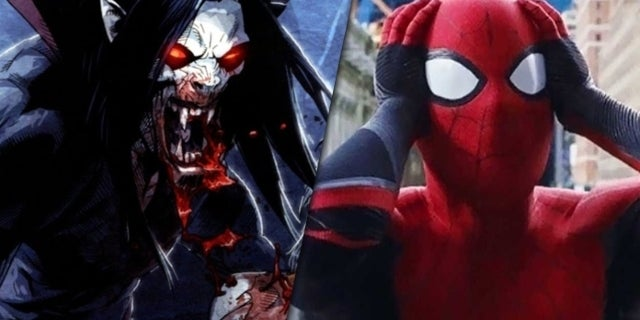 Spider-Man's Morbius Cameo Leaks Online Ahead of Trailer Debut