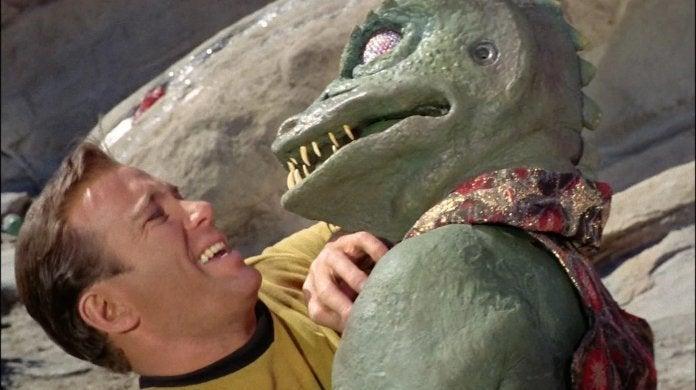 Star Trek Gorn