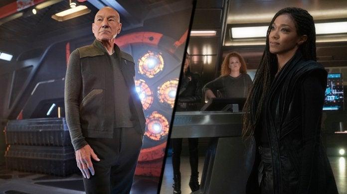 Star Trek Picard Discovery