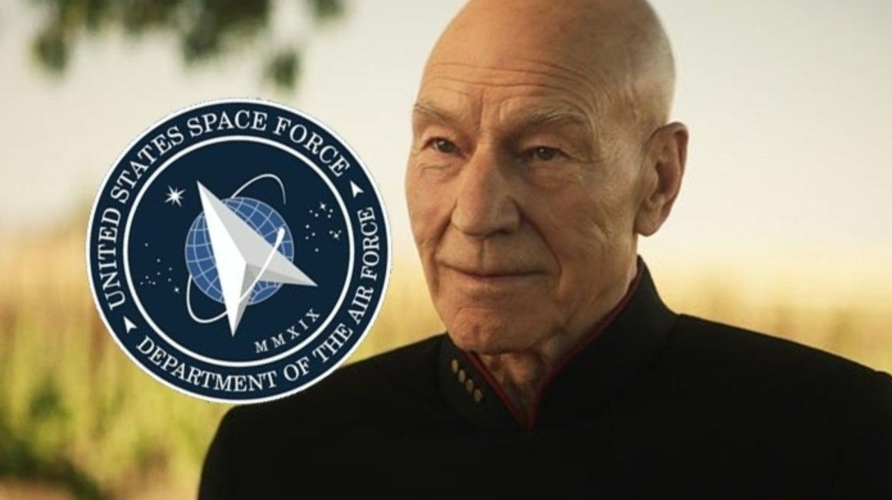 Star Trek Fans Urge Paramount to Sue Space Force Over Similar Logo
