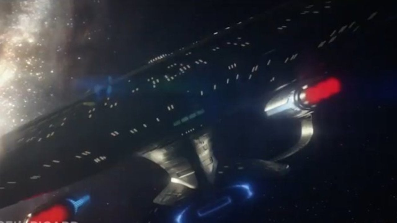 New Star Trek: Picard Trailer Brings Back the Enterprise-D