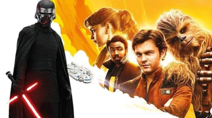 Star Wars Rise of Kylo Ren Han Ben Solo Fake Name Origin