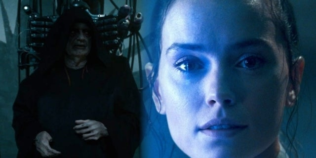 Star Wars Reveals Rey's Father Is a Failed Palpatine Clone