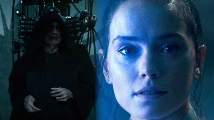 Star Wars Rise of Skywalker Rey Palpatine comicbookcom