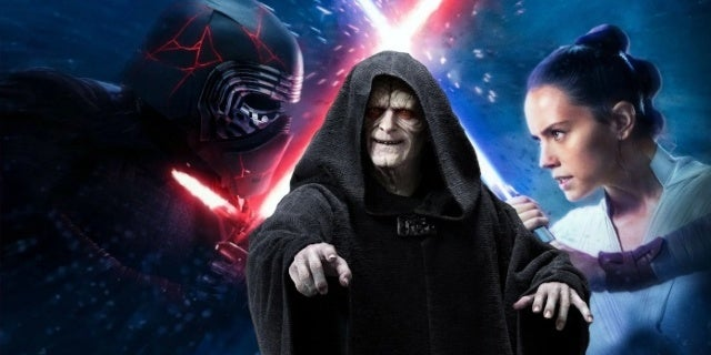 Star Wars: The Rise of Skywalker Palpatine and Rey Rumor Debunked