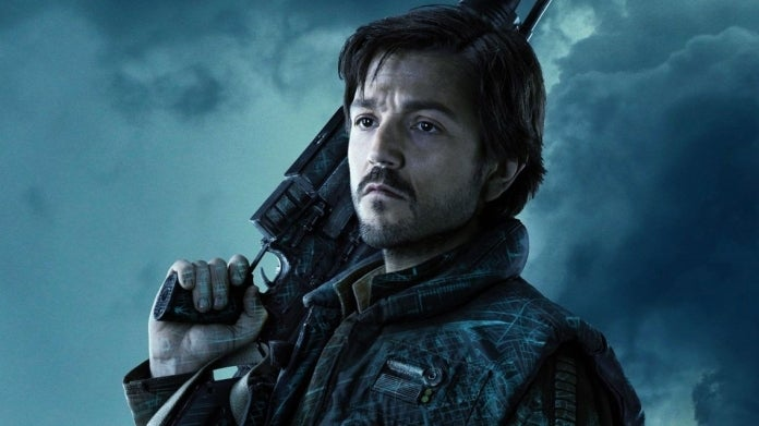 Star Wars Rogue One Cassian Andor Diego Luna