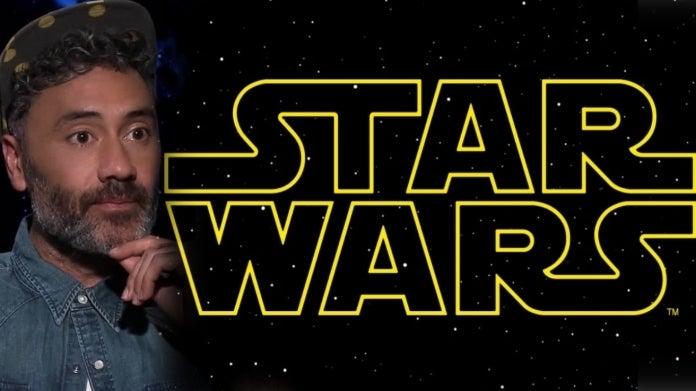 Star Wars Taika Waititi