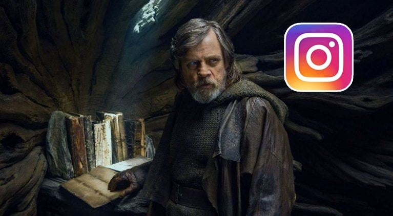 star-wars-the-last-jedi-luke-skywalker-instagram