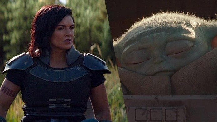 star-wars-the-madalorian-baby-yoda-gina-carano