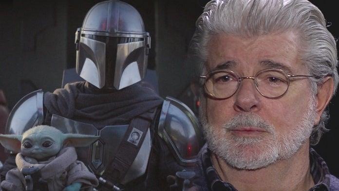 Star Wars The Mandalorian George Lucas ComicBookcom