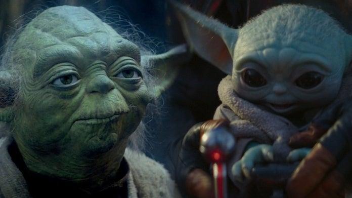 Star Wars The Mandalorian Yoda Baby Yoda comicbookcom
