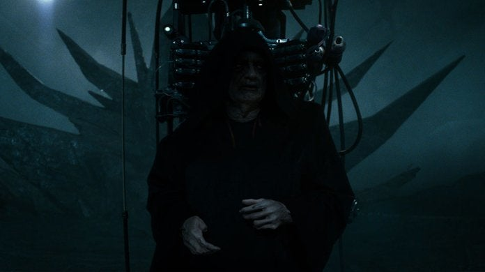 star wars the rise of skywalker emperor palpatine resurrected