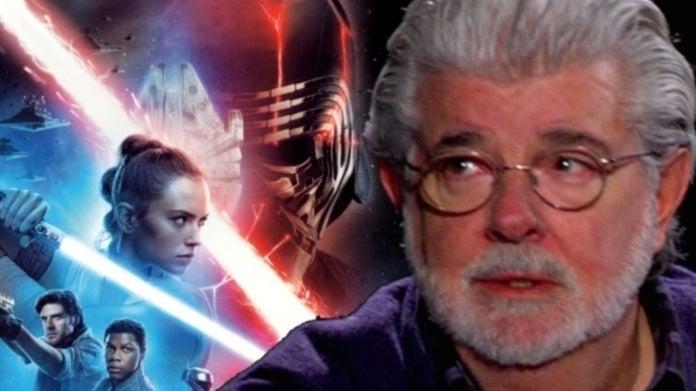 Star Wars The Rise of Skywalker George Lucas