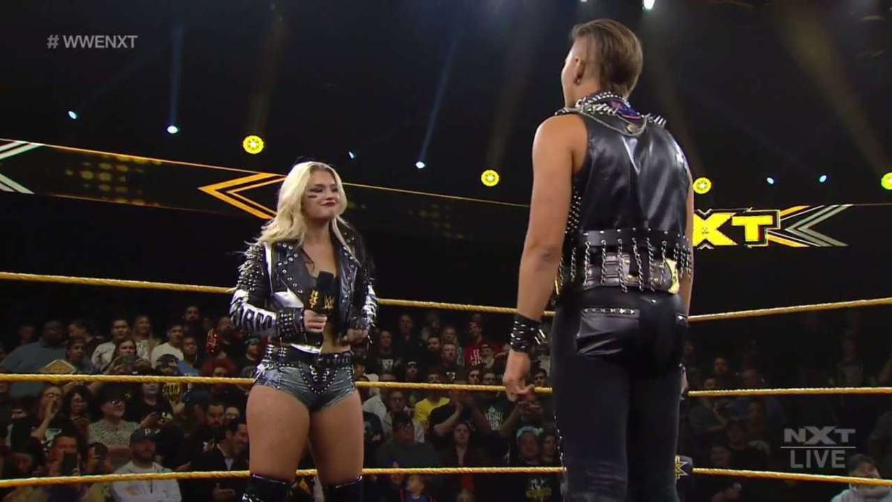 Rhea Ripley S Possible Challenger For Worlds Collide