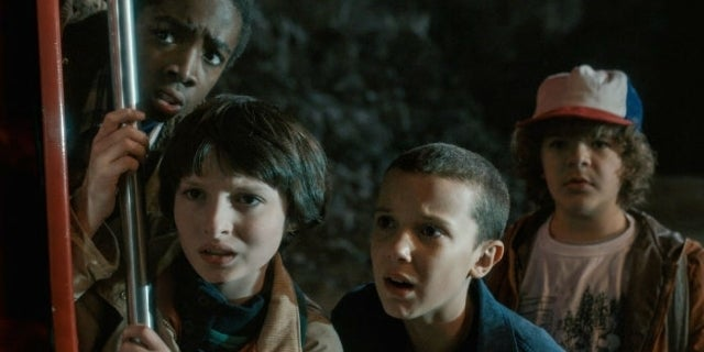 Stranger Things Star Millie Bobby Brown Shares Adorable Throwback with Finn Wolfhard and Caleb McLaughlin