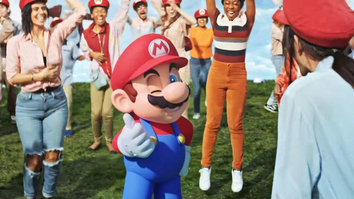Super Nintendo World Mario