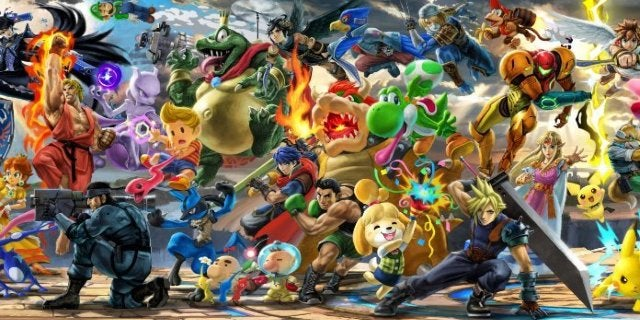 Super Smash Bros. Ultimate's Fighter Pass 2 DLC Will Seemingly Be Its Last