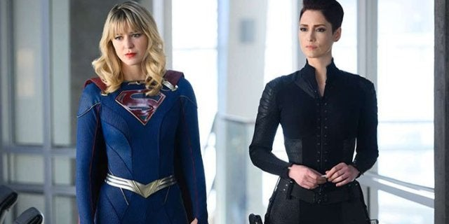 """Supergirl: Exclusive """"Bottle Episode"""" Clip Introduces Meaghan Rath's Female Brainiac-5"""