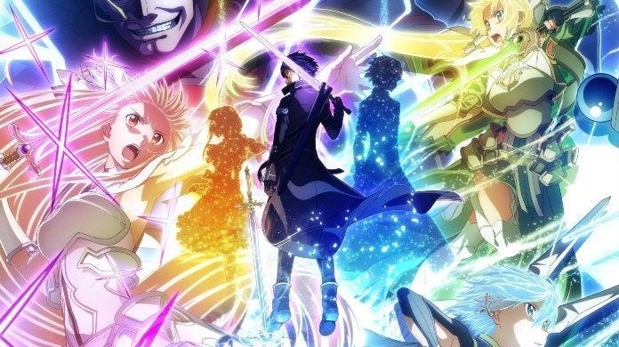 Sword Art Online Alicization War of Underworld Poster