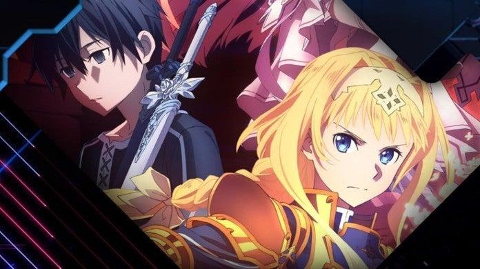 Sword Art Online Alicization War of Underworld Toonami