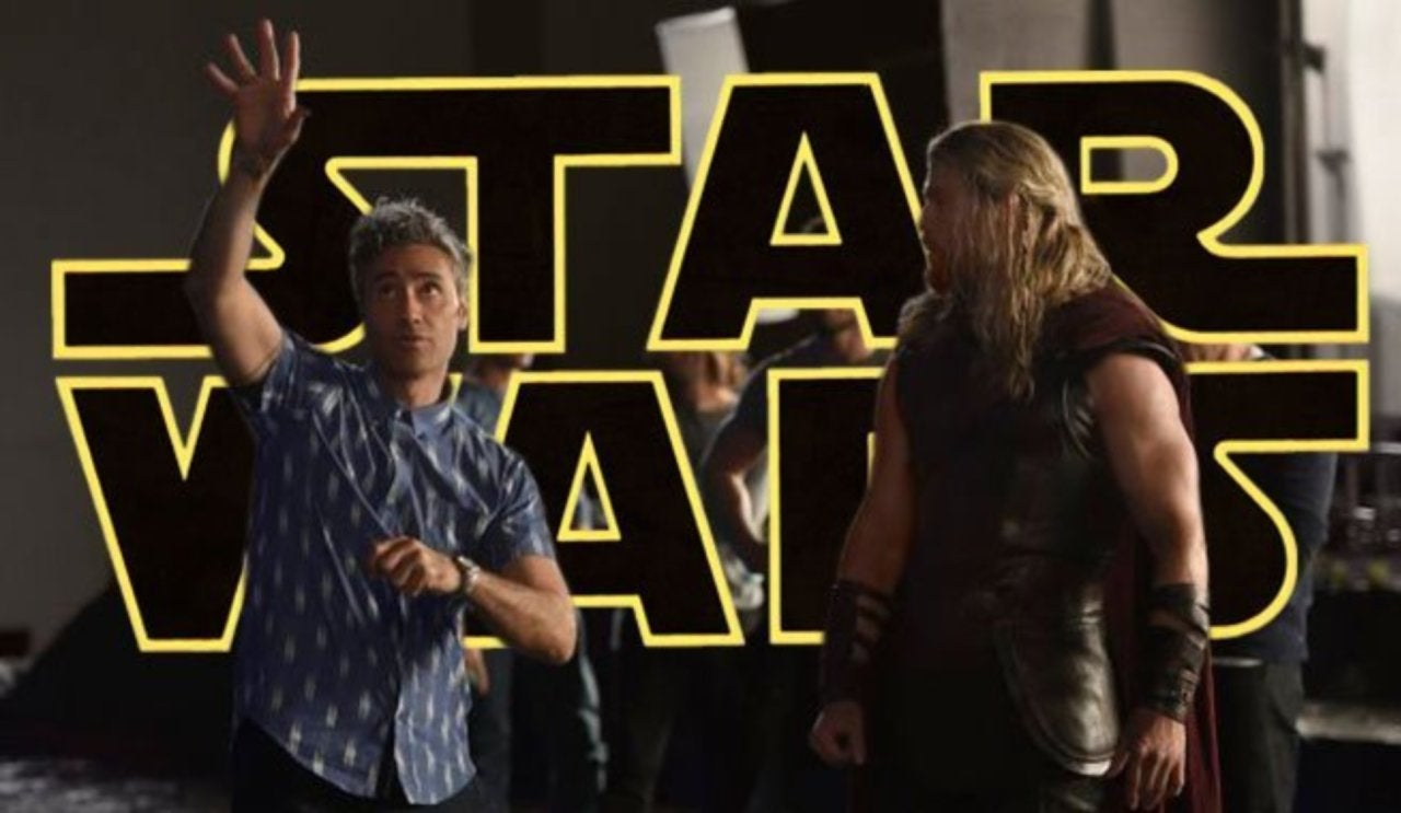 Taika Waititi Being Recruited for Star Wars Movie