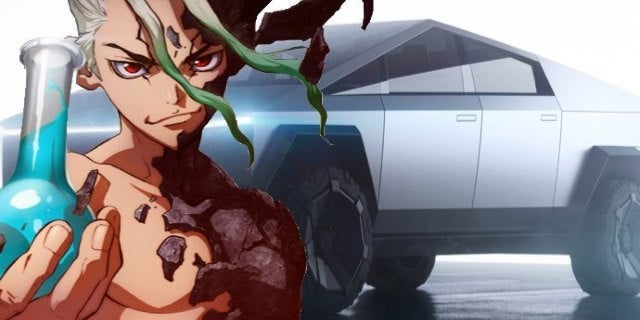 Dr. Stone Drops Hilarious Tesla Nod in New Chapter