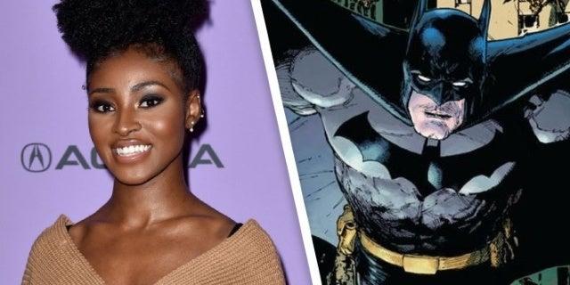 The Batman Star Jayme Lawson Reveals Filming Update