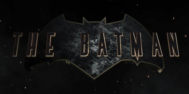 The Batman Official Movie logo 2021