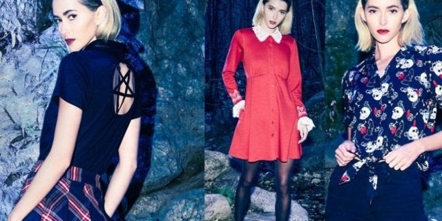 Chilling Adventures of Sabrina Gets a Hot Topic Fashion Collection
