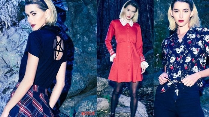 the-chilling-adventures-of-sabrina-hot-topic-fashion-collection