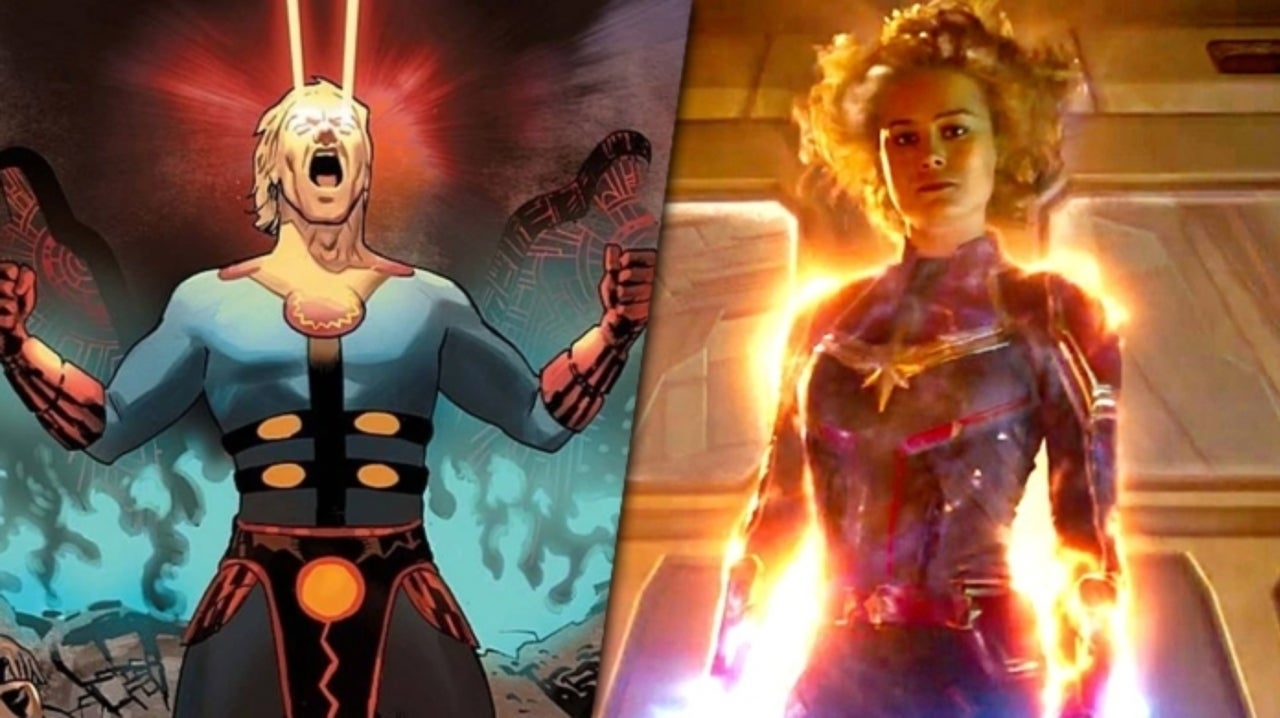 Possible The Eternals Promo Art Teases Captain Marvel Connection