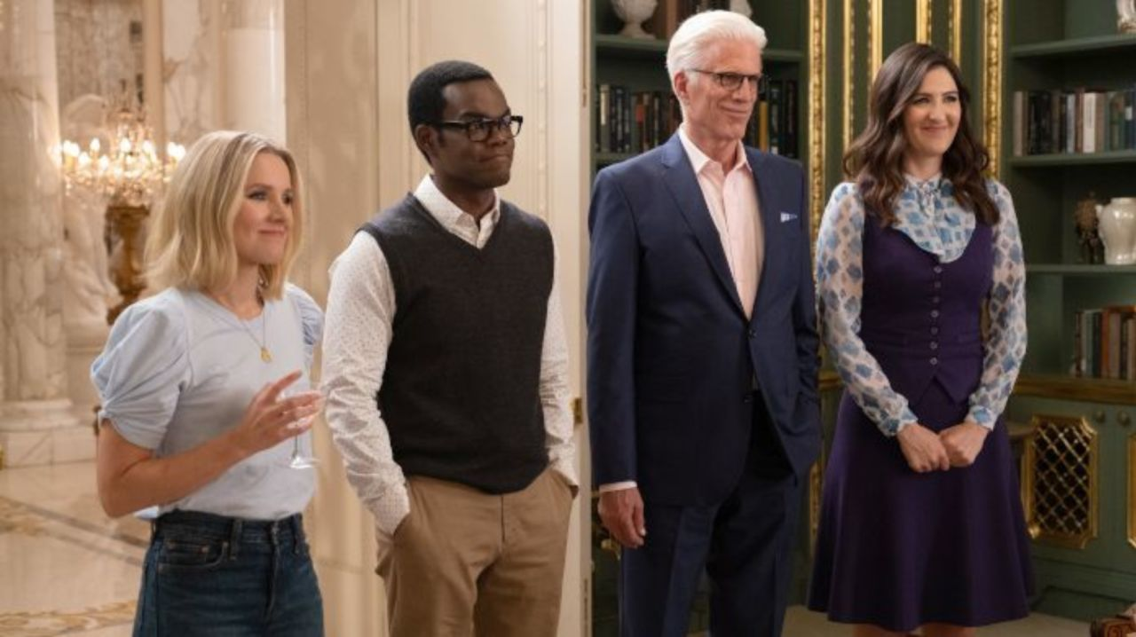 The Good Place Series Finale Ending Explained