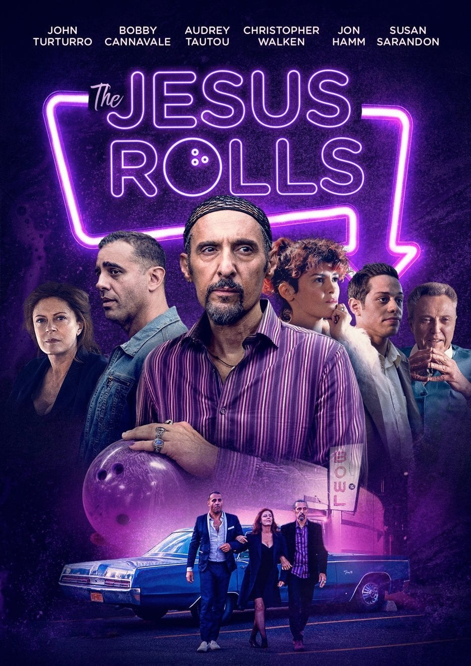 the jesus rolls poster john turturro